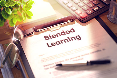 Blended learning - management